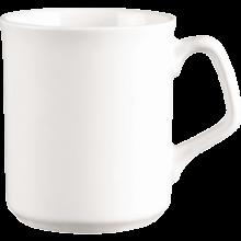 Tasse Cozy | Keramik | Weiß | 300 ml | Schnell | Maxs006VVK Weiß