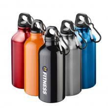 Trinkflasche mit Karabiner | 0,35 l