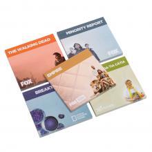 Haftnotizen | 75x75mm | Farbig | 25-50 Blatt | Vollfarbe | 24postit7575