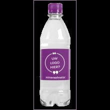 Wasserflasche mit Kohlensäure | 0,5 l