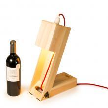 Rackpack Winelight | Weinkiste mit Tischlampe