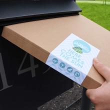 Hamam-Handtuch Mailbox-Pakete   Summerbox004