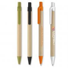 Kugelschreiber | Bio | Karton | Vollfarbe