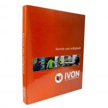 Ringbuch DIN A4, Breite 30 mm, 4-Ring-Mechanik (Digitaldruck)