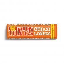 Tony's Schokolade  Schokoriegel  50 g   max013 Milch-Karamel-Seesatz