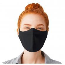 Gesichtsmaske | Baumwolle und Polyester| 2-lagig | max160