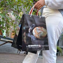Laminierte Tasche Kira - A4 | DIN A4 | Glossy | Vollfarbe  | maxb019