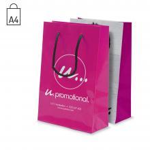 Laminierte Tasche Kira - A4 | DIN A4 | Glossy | Vollfarbe