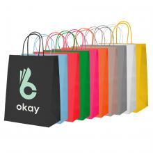 Papiertasche | DIN A4 | Farbig