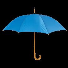 Regenschirm Stuttgart - Ø 104 cm | Holzstiel mit Metallrippen |Holzgriff | Maxs035 Königsblau