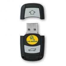 USB-Stick in 3D-Sonderanfertigung | 1-8 GB