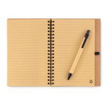 Ringbuch Notizbuch   Kork   A5   Mit Stift   8759859