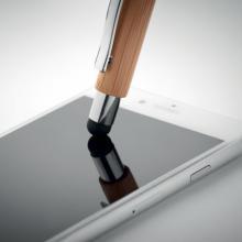 Kugelschreiber   Bambus   Berühren Sie Stift   Blaue Tinte   8759945