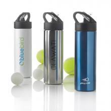 Sport Edelstahlflasche | 450ml | Trinkvorrichtung