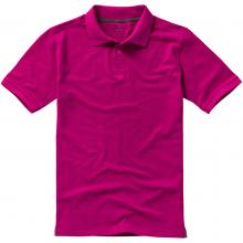 Calgary Polo | Hochwertig | Herren | 9238080 Pink