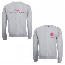 Pullover Maxi | Herren | Rundhals | 260g/m²
