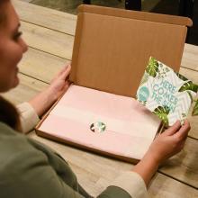 Hamam-Handtuch Mailbox-Pakete   Summerbox004 Custom Made