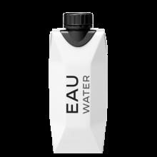 Wasser Tetra Pack | 330 ml | 1 Farbe bedruckt