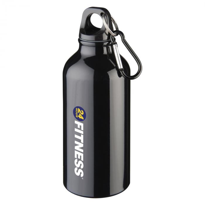 Trinkflasche mit Karabiner   0,35 l   92100002