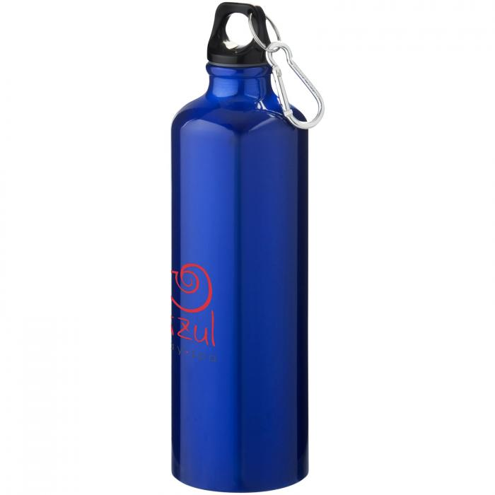 Trinkflasche mit Karabiner | 0,77 l | 92100297