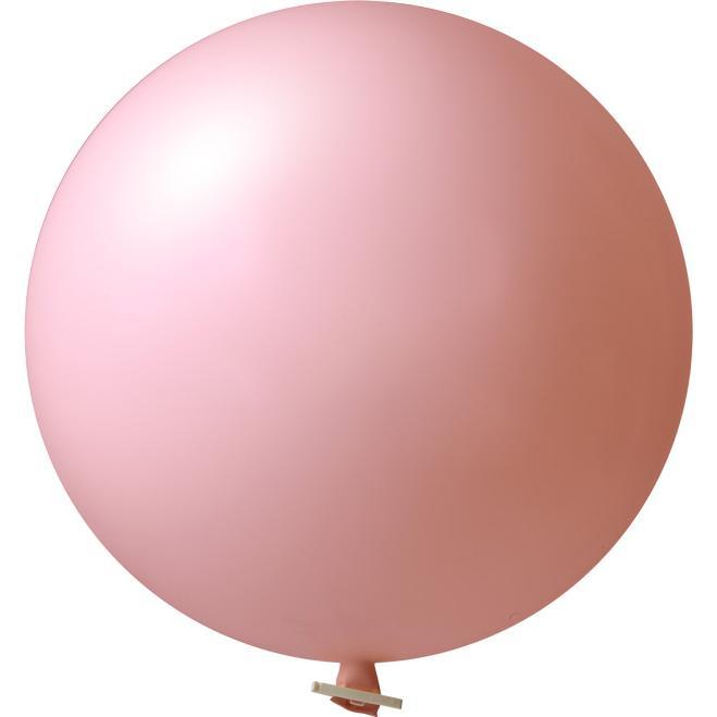 Riesenluftballon | 55 cm | Eyecatcher | 945501 Pink