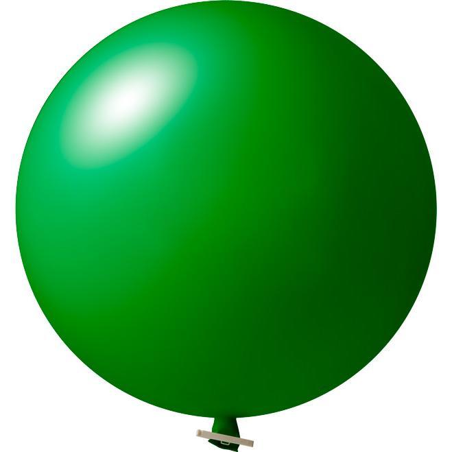Riesenluftballon | 55 cm | Eyecatcher | 945501 Dunkel Grün