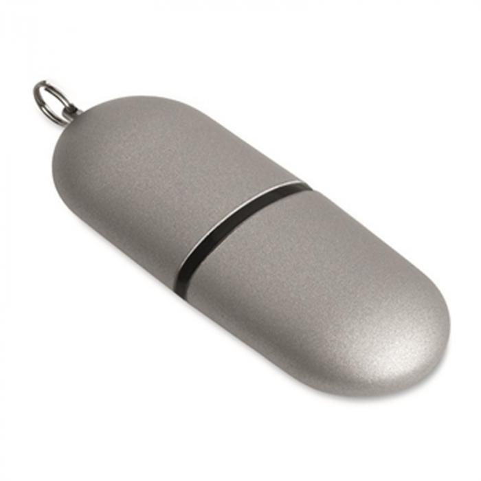 USB-Stick Infocap | 1-16 GB | DE8791003 Grau