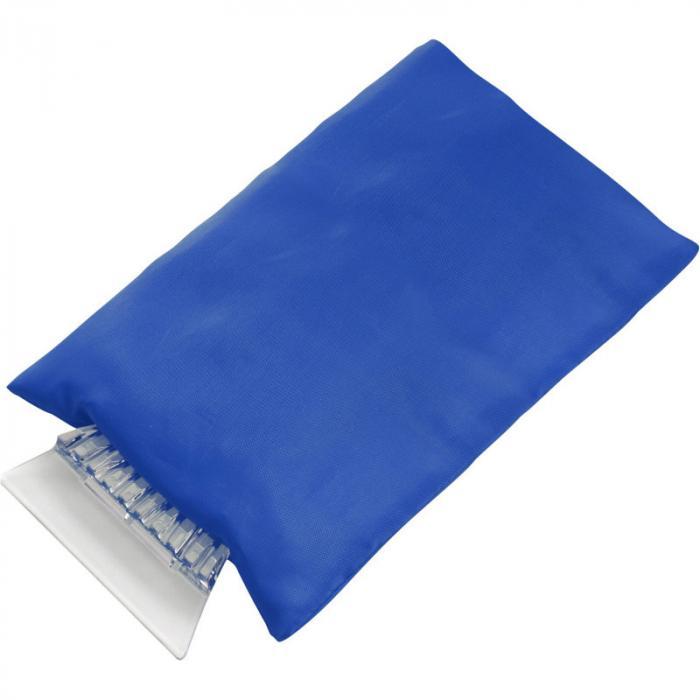 Eiskratzer bedrucken   mit Handschuh   ab 25 Stück   8035817S Blau