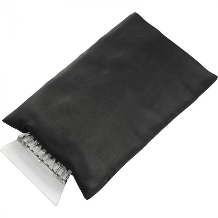 Eiskratzer bedrucken   mit Handschuh   ab 25 Stück   8035817S Schwarz