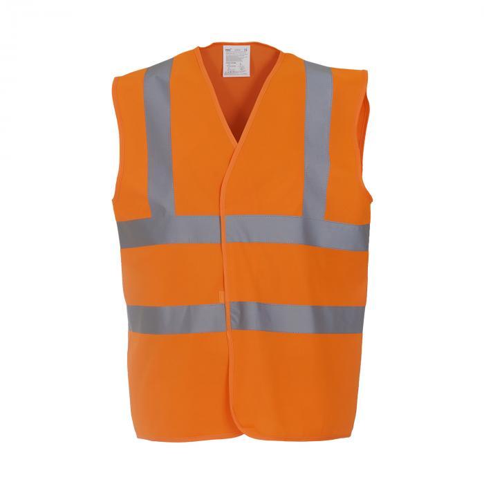 Warnweste | EN471 | M,L,XL,XXL | 3743377 Orange