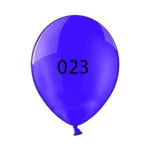 Luftballon | Transparent| 30 cm | Full Colour | 14a100chrfc Violett