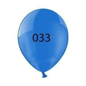 Luftballon | Transparent| 30 cm | Full Colour | 14a100chrfc Blau