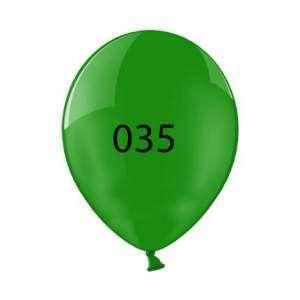 Luftballon | Transparent| 30 cm | Full Colour | 14a100chrfc Grün