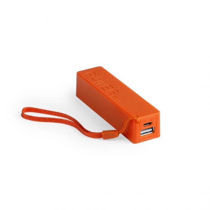 Nice Price Powerbank   2000mAh   15power2000 Orange