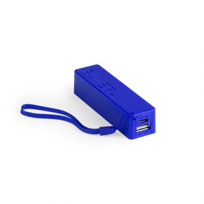 Nice Price Powerbank   2000mAh   15power2000 Blau