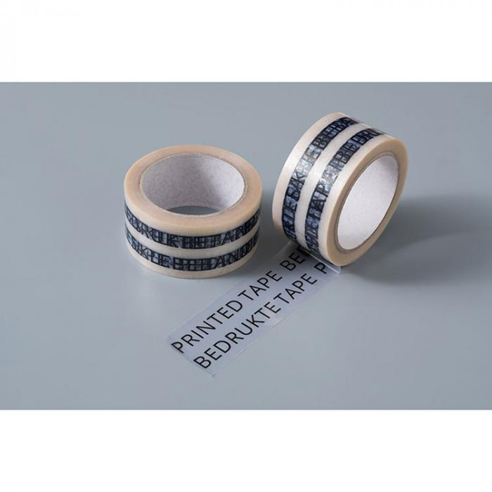 PP Klebeband | Lösungsmittelfrei | 5cm x 66m | Ab 18 Stück | 63002 Transparent
