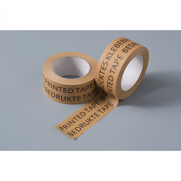 Papier Klebeband   5cm x 50m   Ab 36 Stück   63003 Braun