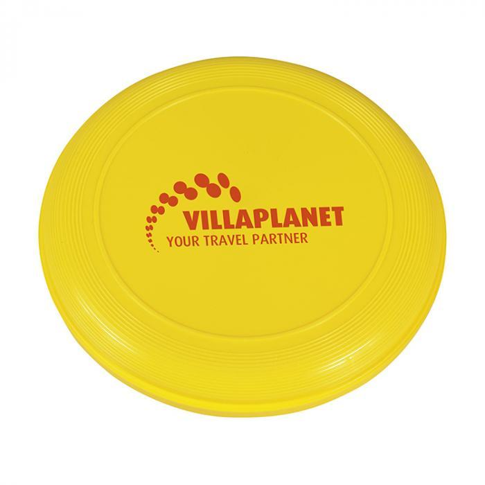 Frisbee   21 cm Durchmesser   731115 Gelb