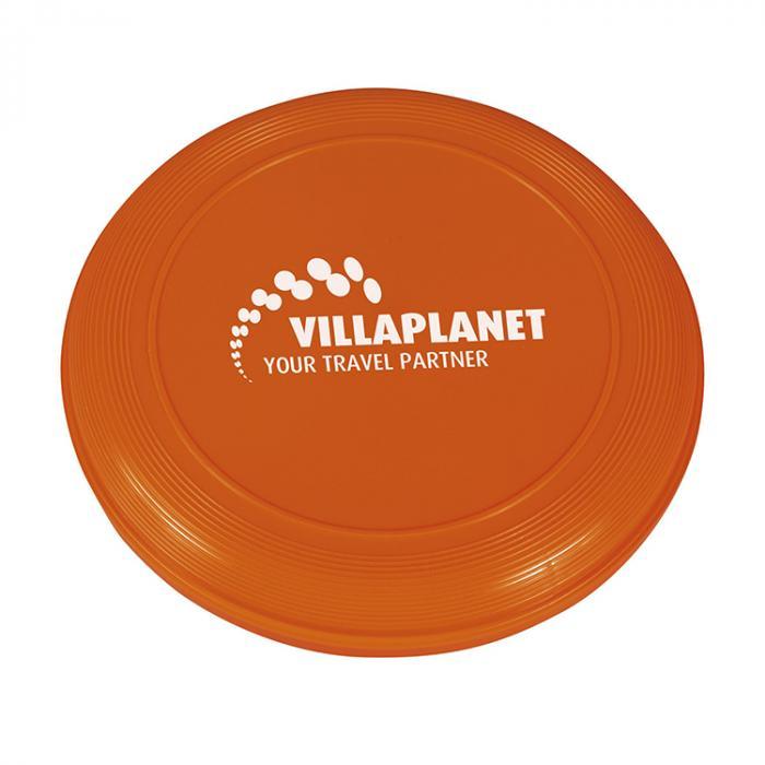Frisbee   21 cm Durchmesser   731115 Orange