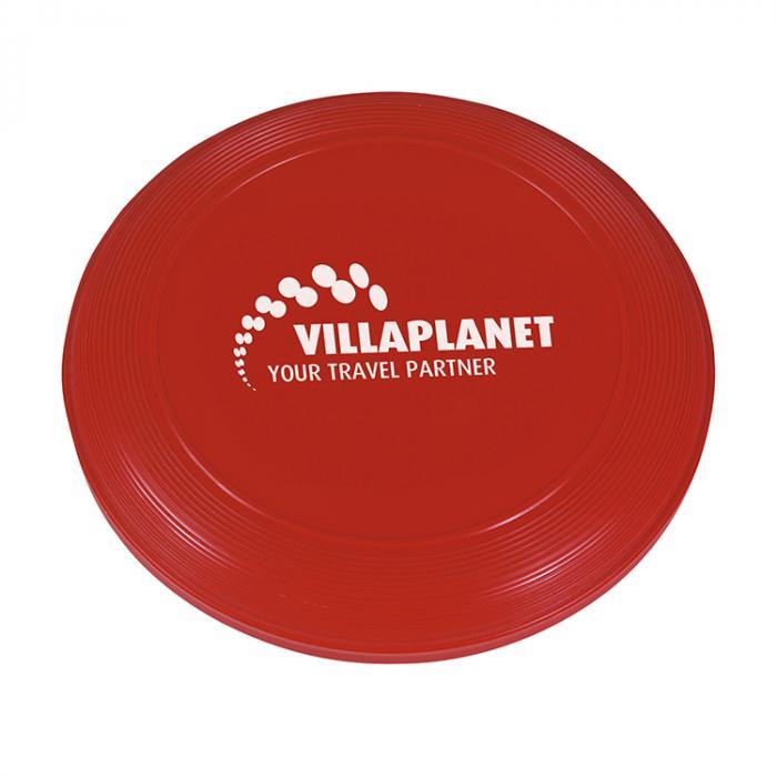 Frisbee   21 cm Durchmesser   731115 Rot