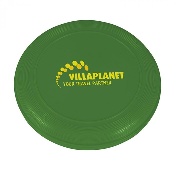 Frisbee   21 cm Durchmesser   731115 Grün