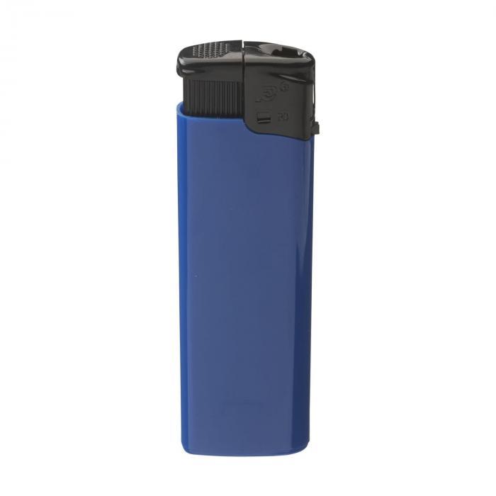 Sturmfeuerzeug   Elektronisch   Blackcap   732955 Blau