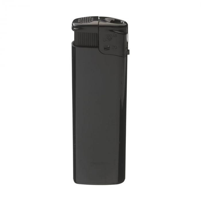 Sturmfeuerzeug   Elektronisch   Blackcap   732955 Schwarz
