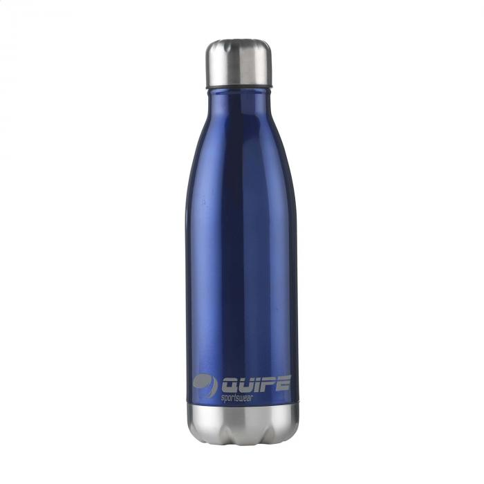 Thermoflasche Water | 500 ml | 735694 Blau