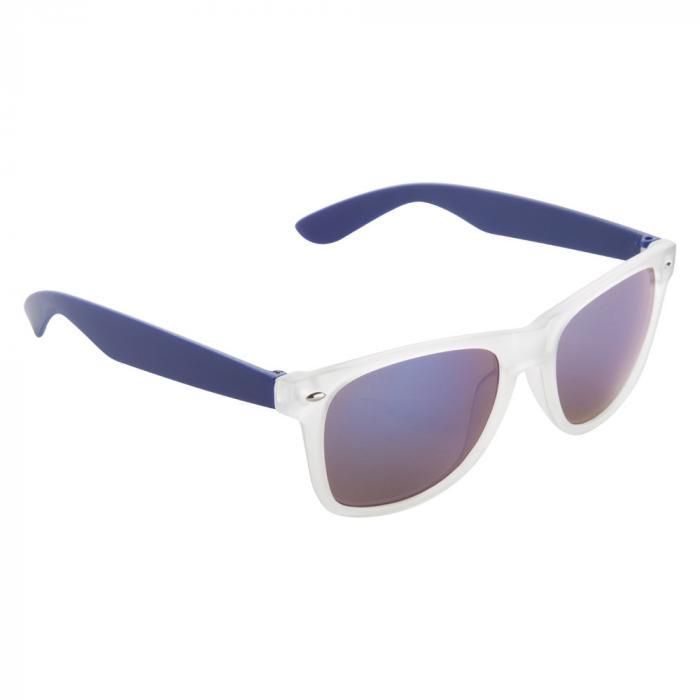 Sonnenbrille | Farbige Bügel | 83741351 Dunkel Blau