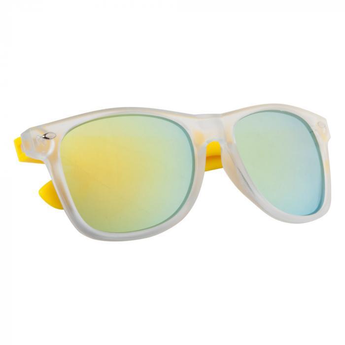 Sonnenbrille | Farbige Bügel | 83741351