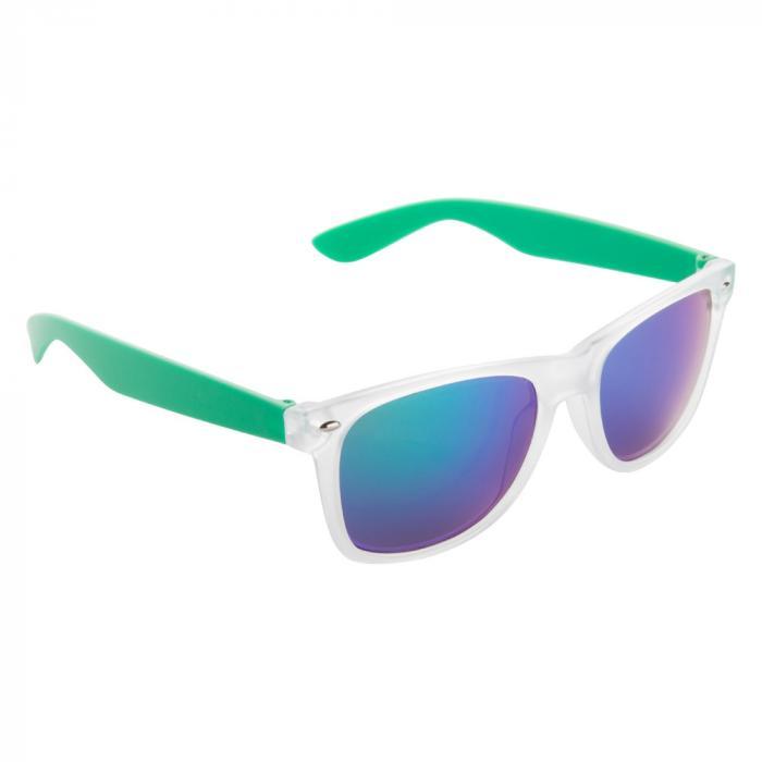 Sonnenbrille | Farbige Bügel | 83741351 Grün