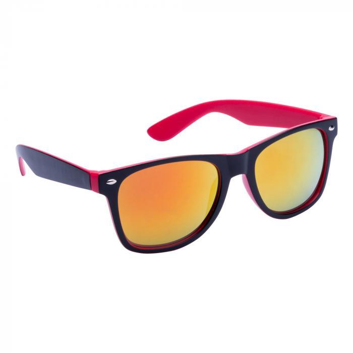 Sonnenbrille | Zweifarbiger Rahmen | 83741791 Magenta