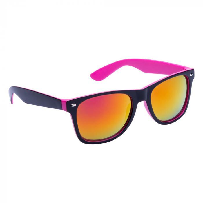 Sonnenbrille | Zweifarbiger Rahmen | 83741791 Fuchsia
