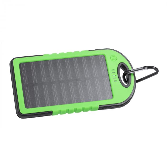 Powerbank | 4.000 mAh | Solar-Ladefunktion | 83741932